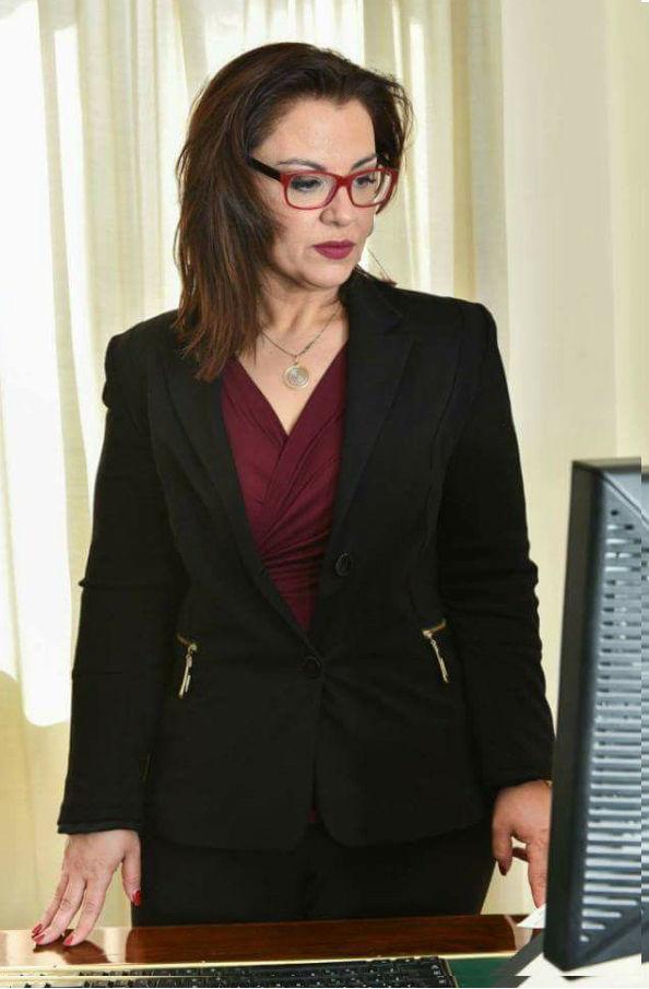 Δικηγόρος Μαρία Διμέλλη